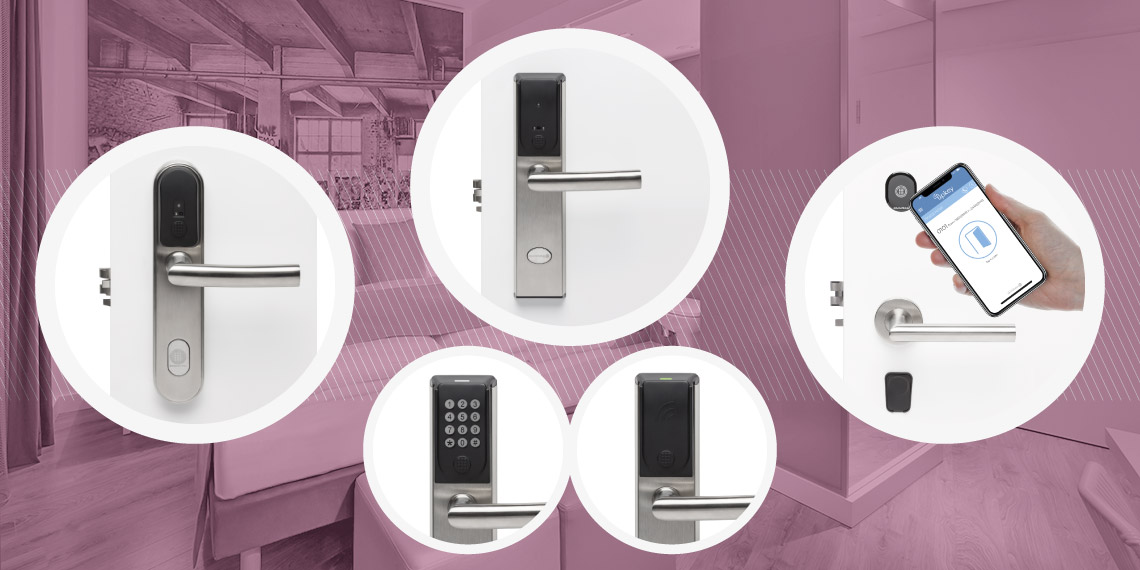 Which electronic lock is the most suitable for my hotel?