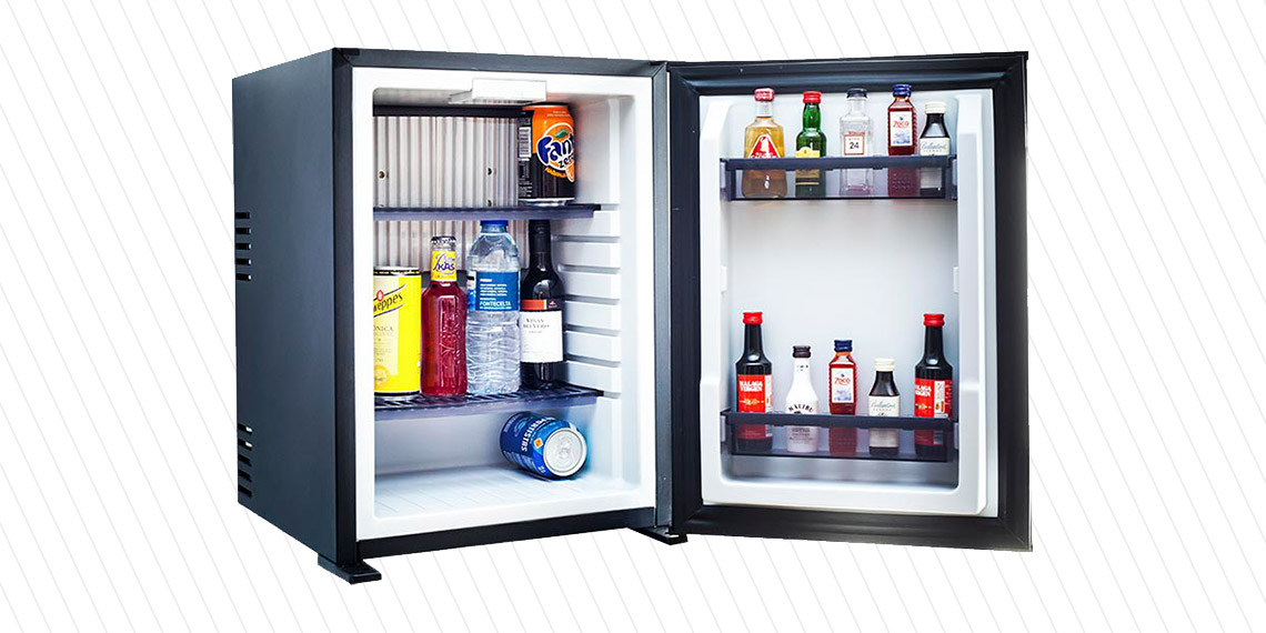 Differences between Small Fridge and Minibar