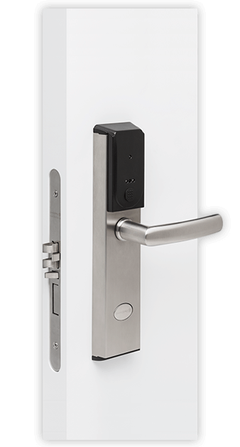 Electronic Lock Access Control Safe And Minibar