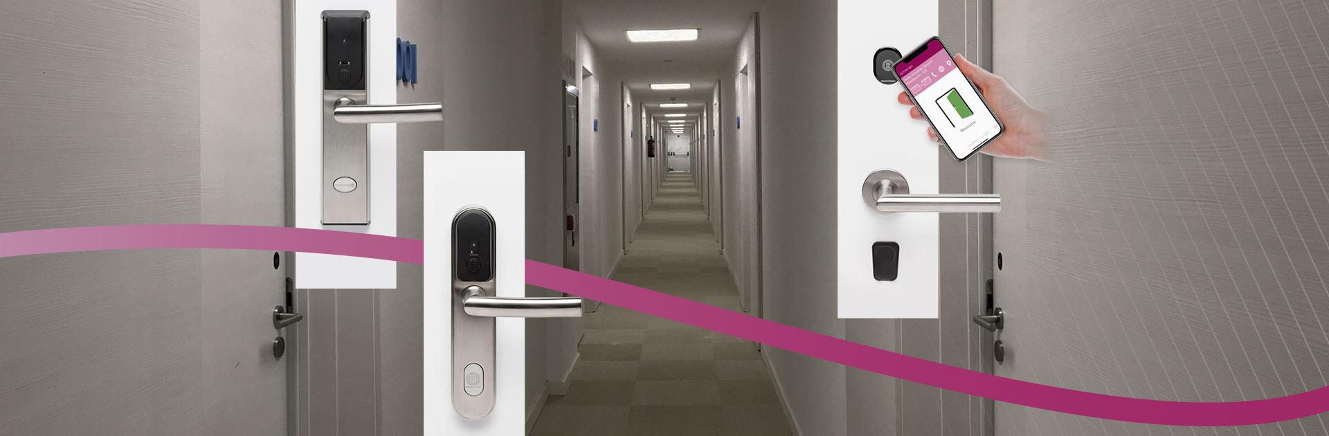 Electronic Lock Access Control Safe And Minibar Omnitec Systems Keys Can Wiring Diagram Locks Hotel Innovation