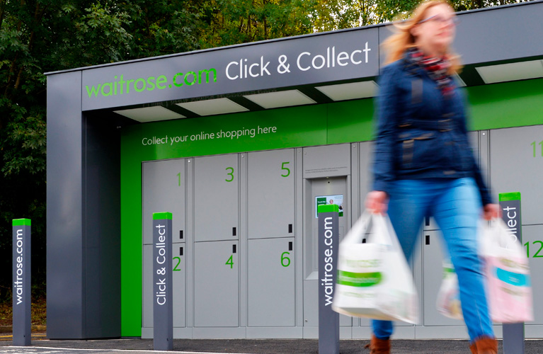 Mecanismos click & collect