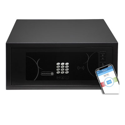 Hotel Safe Bluetooth EXO