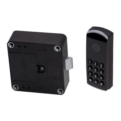 Electronic Lock for Lockers Lockerfy