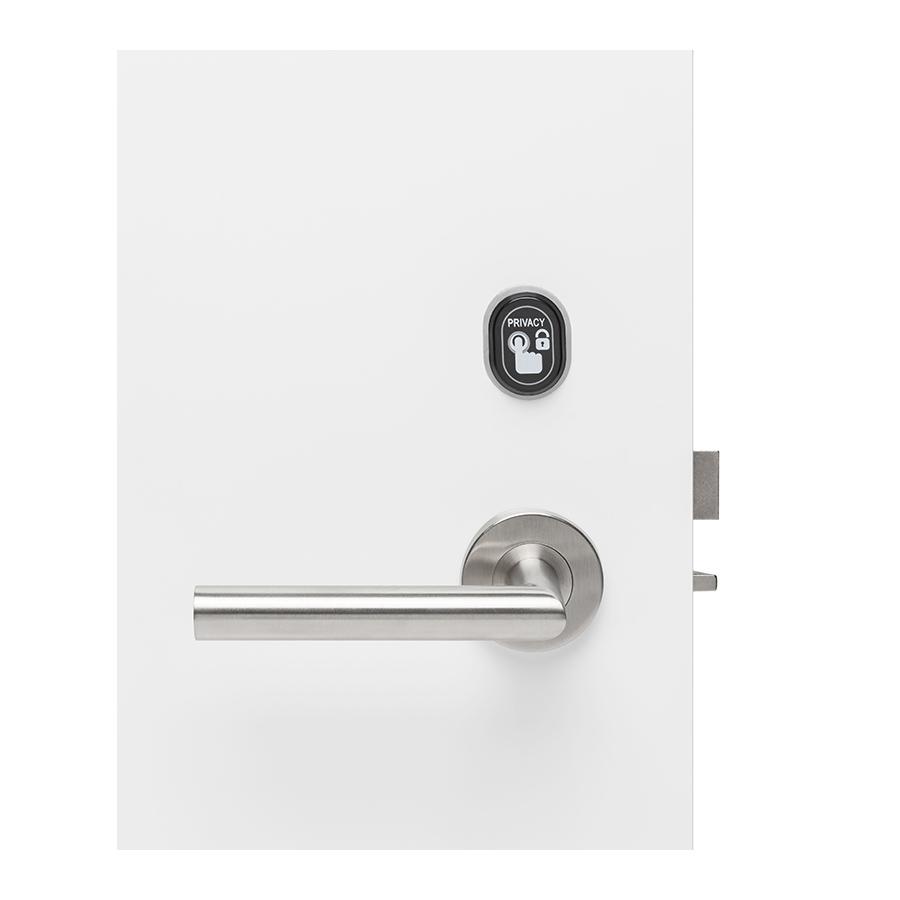 serrure lectronique connect e avec smartphone syn. Black Bedroom Furniture Sets. Home Design Ideas